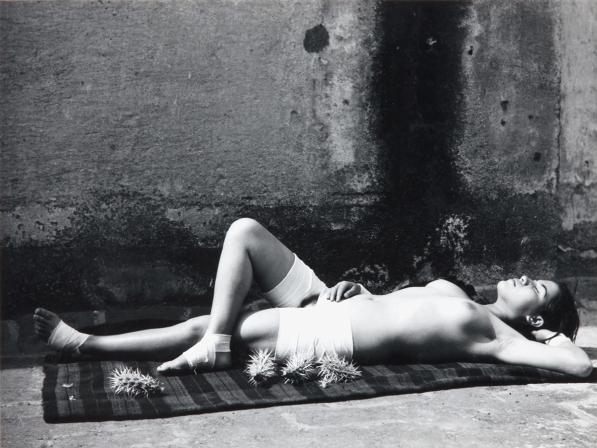 La buena fama durmiendo - Manuel Álvarez Bravo