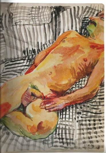 La piel despierta - Reynaldo Velázquez