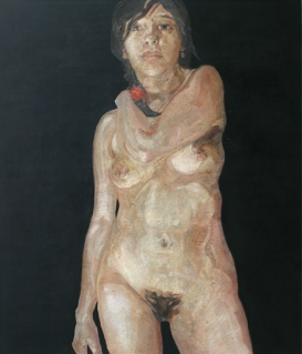 Niña desnuda - José A. Farrera