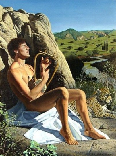 Orfeo - David Ligare
