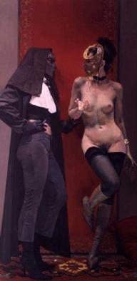 Sacro y profano - Andrés García Ibáñez