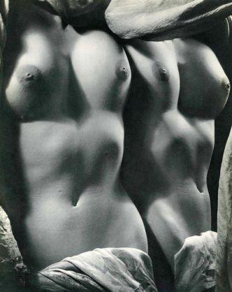 Desnudo, 1939 - Erwin Blumenfeld