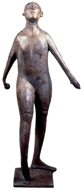 837 Marino Marini, Danseres, 1953, brons, Fondazione Marino Marini Pistoia