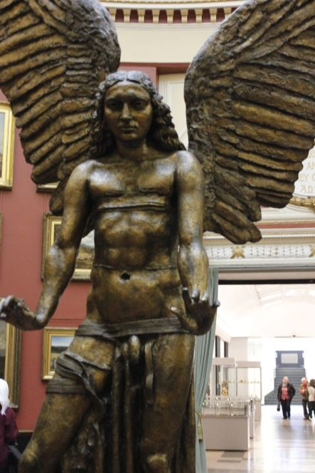 Lucifer - Jacob Epstein