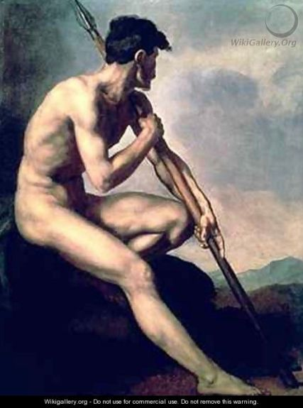 nude-warrior-with-a-spear-2-theodore-gericault-wikigalleryorg-the-largest-gallery-in-the-world-1365536984_org