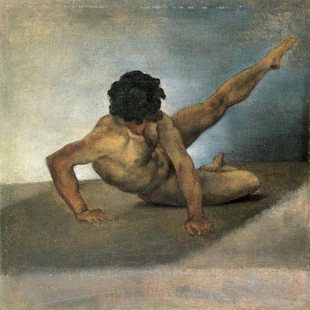 thc3a9odore-gc3a9ricault-hombre-desnudo-museos-y-pinturas-juan-carlos-boveri
