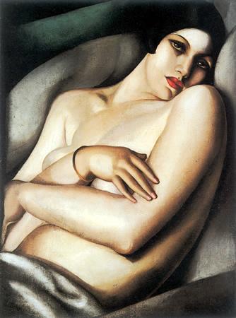El sueño - Tamara de Lempicka