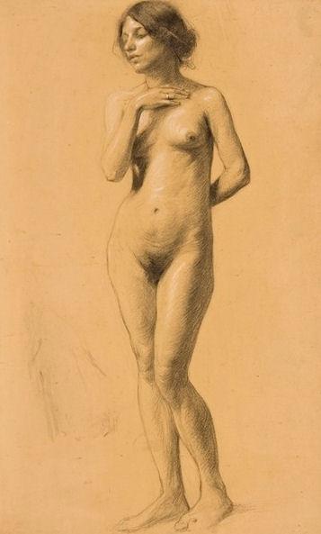 Pavlos Mathiopoulos  - 11 Mujer desnuda
