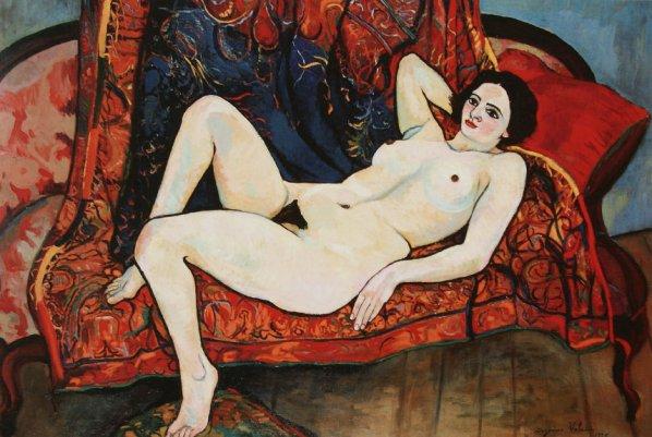 Desnudo en sofá rojo.jpg