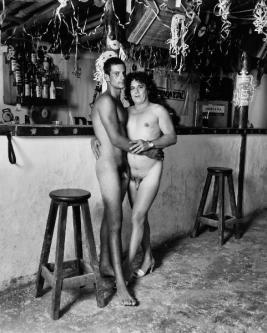 Claudio y Rina, novios.jpg