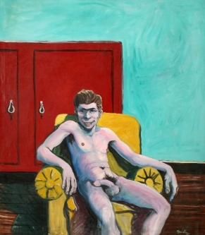 desnudo (serie de mataderos)