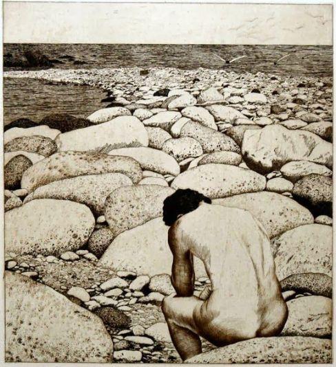 Meditación a orillas del mar.jpg