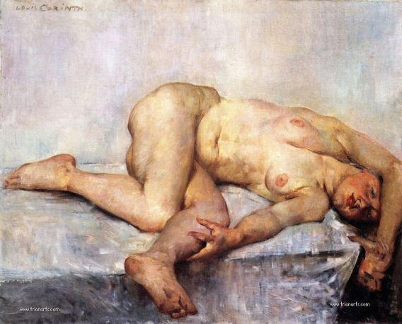 780 Lovis Corinth - 6 Desnudo femenino reclinado 1907_zpsshtmagbm.jpg