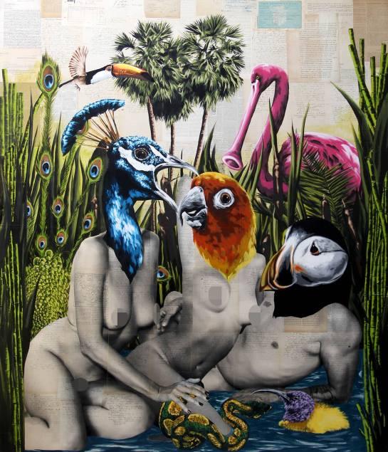 inspirado en el jardin de las delicias del Bosco segun indica el autor en F.jpg