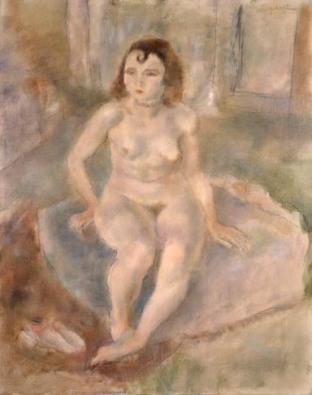 jules-pascin-mujer-sentada-museos-y-pinturas-juan-carlos-boveri