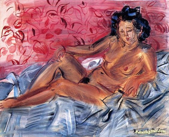 nude on a pink background,1944.jpg