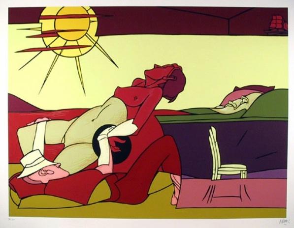 reclinado bajo el sol. fuente picassomio.com.jpg