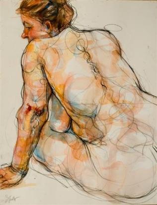 Sylvie Guillot painting _ artodyssey (10)