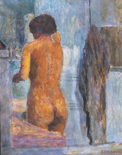 Bonnard - nude from the back..jpg