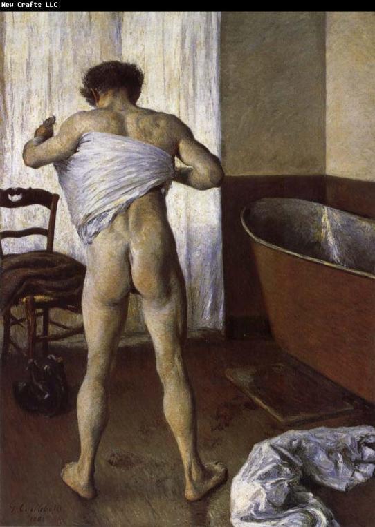 Hombre en el baño, 1884.jpg