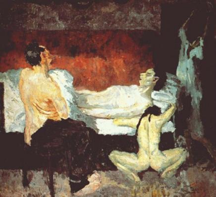Max-Beckmann-Great-Scene-of-Agony 1906.JPG
