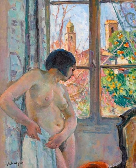 Henri Lebasque - French painter - Tutt'Art@ - Il nudo (9).jpg