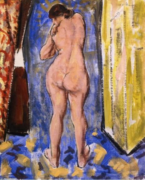 Alfred-Henry-Maurer-Standing-Female-Nude-2-.JPG