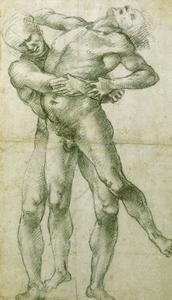 dos hombres desnudos luchando.jpg