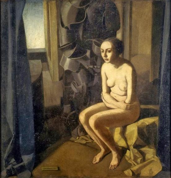 la donna e l'armatura, 1921.jpg