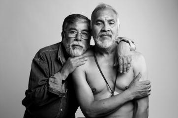 Nahum y Gerardo su pareja) - Foto Sigi Pablo .jpg
