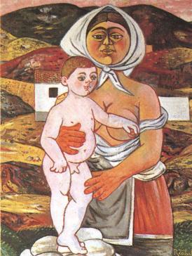 Zabaleta. Maternidad. 1952.jpg