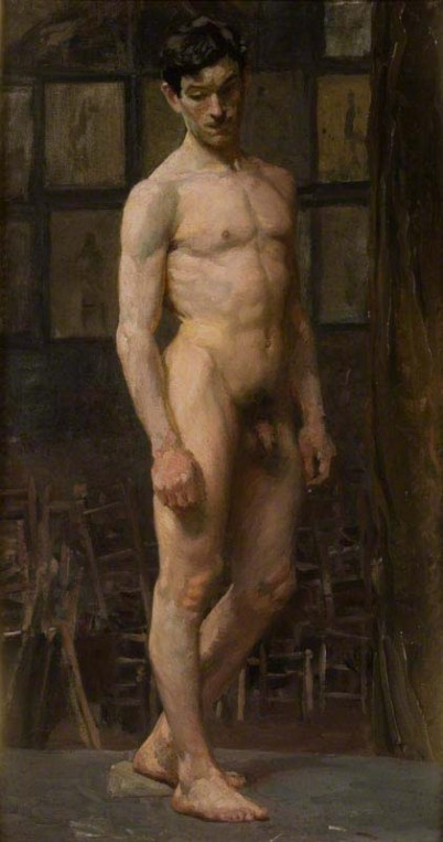 Sir+Alfred+James+Munnings-Study+Of+A+Standing+Male+Nude,+Julian's+Atelier.JPG