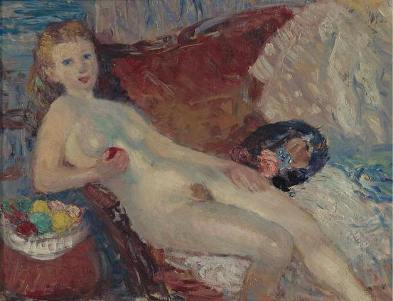 study-for-nude-with-apple-william-glackens.jpg