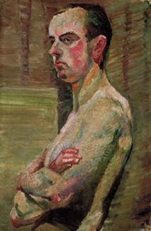 retrato de hombre