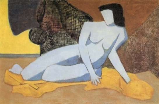 1947 Milton Avery (American artist, 1885-1965)  Blue Nude 1947.jpg