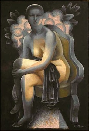 Nu Aux Hortensias, 1935, Jean Metzinger.jpg