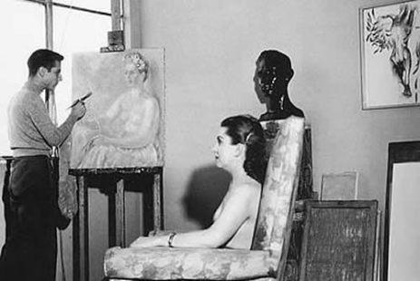 Pintando un retrato de Guadalupe , Pita.jpg