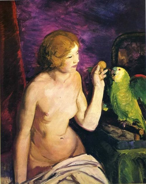 800px-George_Bellows_-_nude-girl-and-parrot.jpg