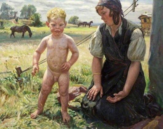 el pequeño Beggar, 1947.jpg