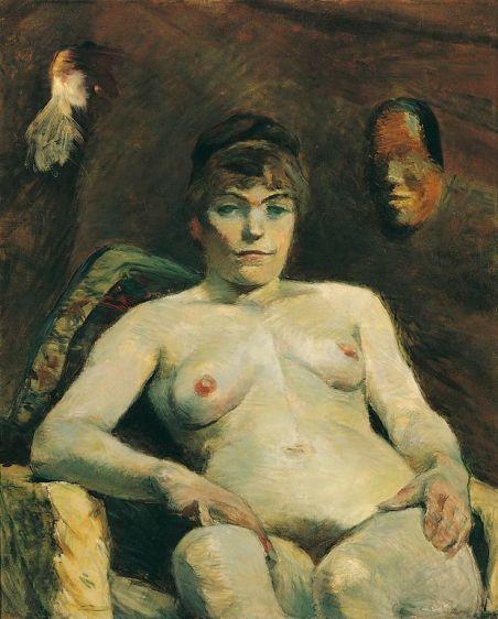02. Toulouse Lautrec. La grosse María. Venus de Montmatre. 1884.jpg