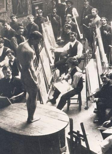 El taller de Bonnat, 1900.jpg