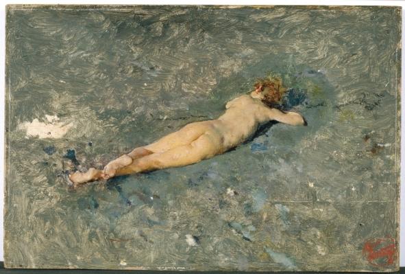 Desnudo en la playa de Portici.jpg