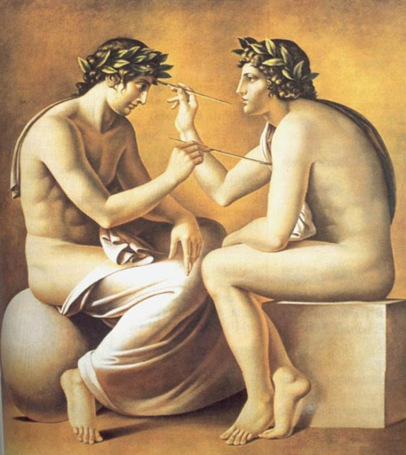 La Mano Ubbidisce all'Intelletto, 1983.jpg