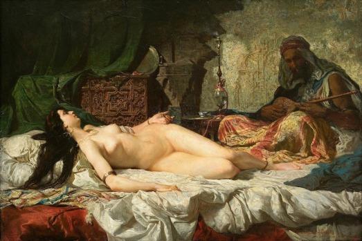 MARIANO_FORTUNY_-_La_Odalisca_(Museo_Nacional_de_Arte_de_Cataluña,_1861._Óleo_sobre_cartón,_56.9_x_81_cm)[1]