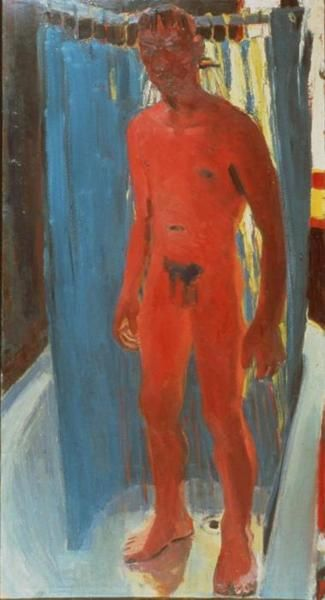 Standing Male Nude in the Shower.jpg