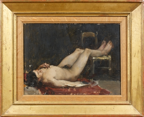 Academic study of a nude man.jpg