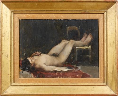 Academic study of a nude man.jpg