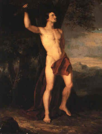 francois-xavier-fabre-an-academy-study-leaning-against-a-tree-in-the-attitude-of-saint-sebastian.jpg