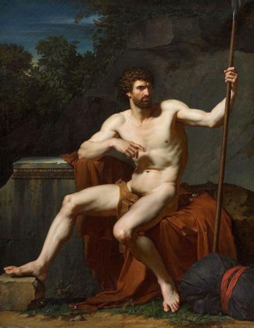 Soldado romano en el descanso.jpg