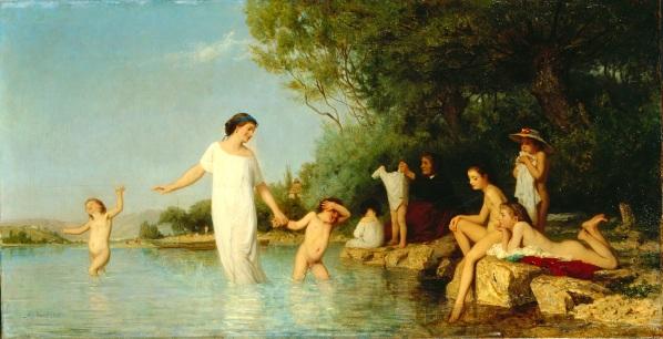Albert_Anker_-_Die_Badenden_(1865).jpg